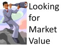 How to Find Out Market Value