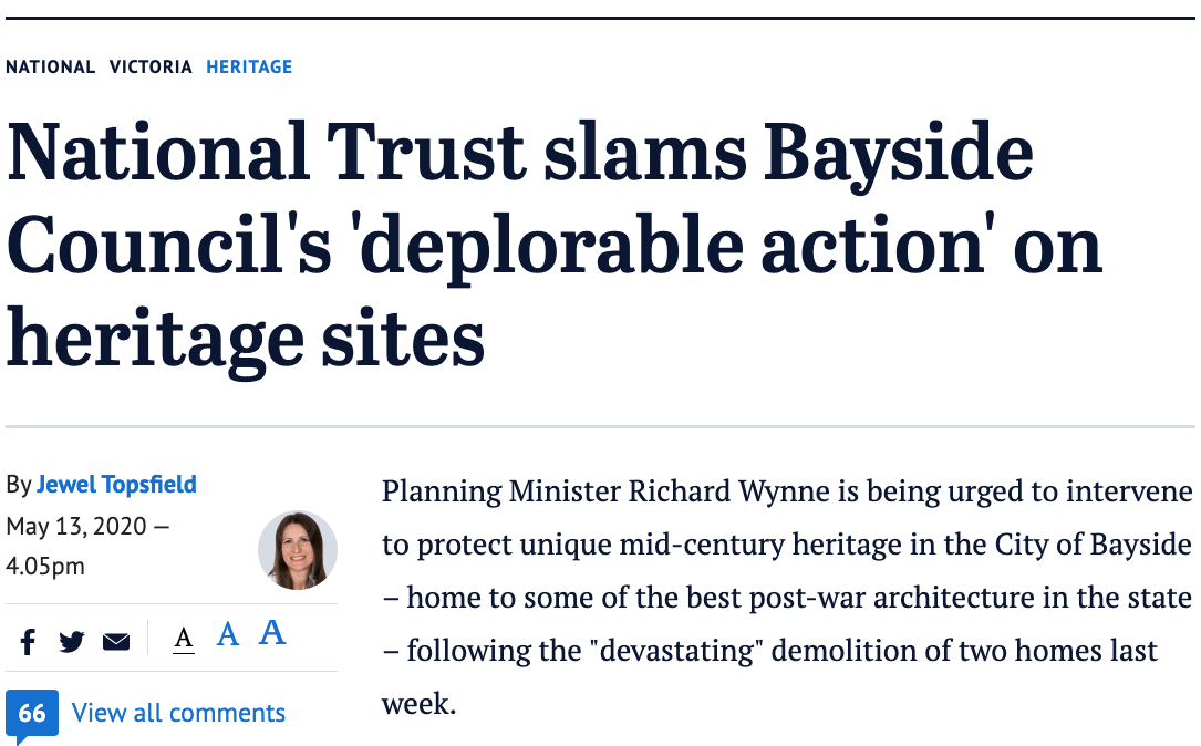 The National Trust has lost its way!