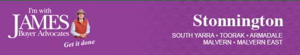 Stonnington Purple banner