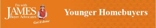 Young Homebuyers orange banner